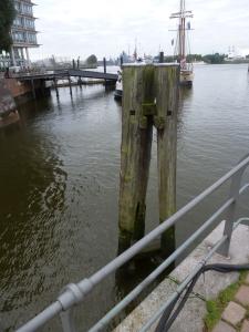 Kehrwiederspitze Hamburg Hafen Speicherstadt