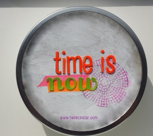 Time is now Dose