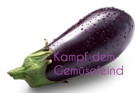 Kampf dem Gemüsefeind Aubergine